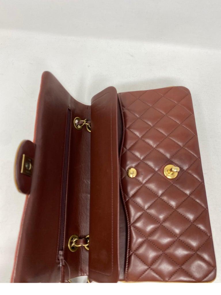 Chanel Tri-color Medium Bag For Sale 12
