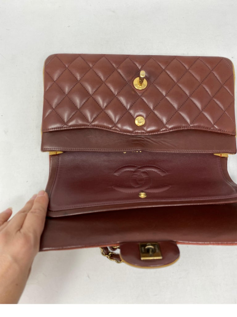 Chanel Tri-color Medium Bag For Sale 13