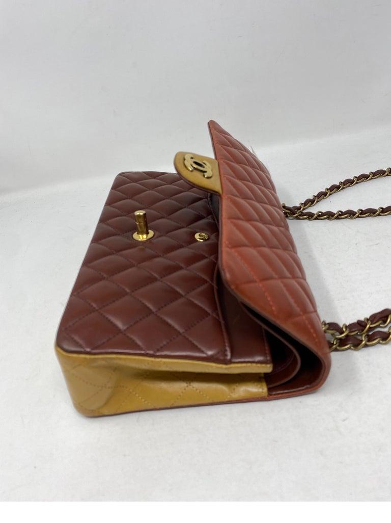 Chanel Tri-color Medium Bag For Sale 14
