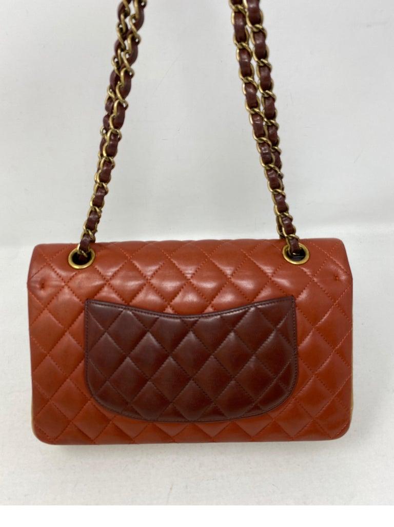 Chanel Tri-color Medium Bag For Sale 2
