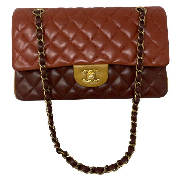 Chanel Tri-color Medium Bag For Sale