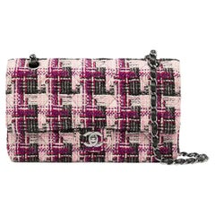 Chanel Tweed Double Flap