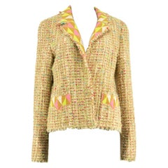 Chanel Tweed Jacket Autumn/Winter 2004