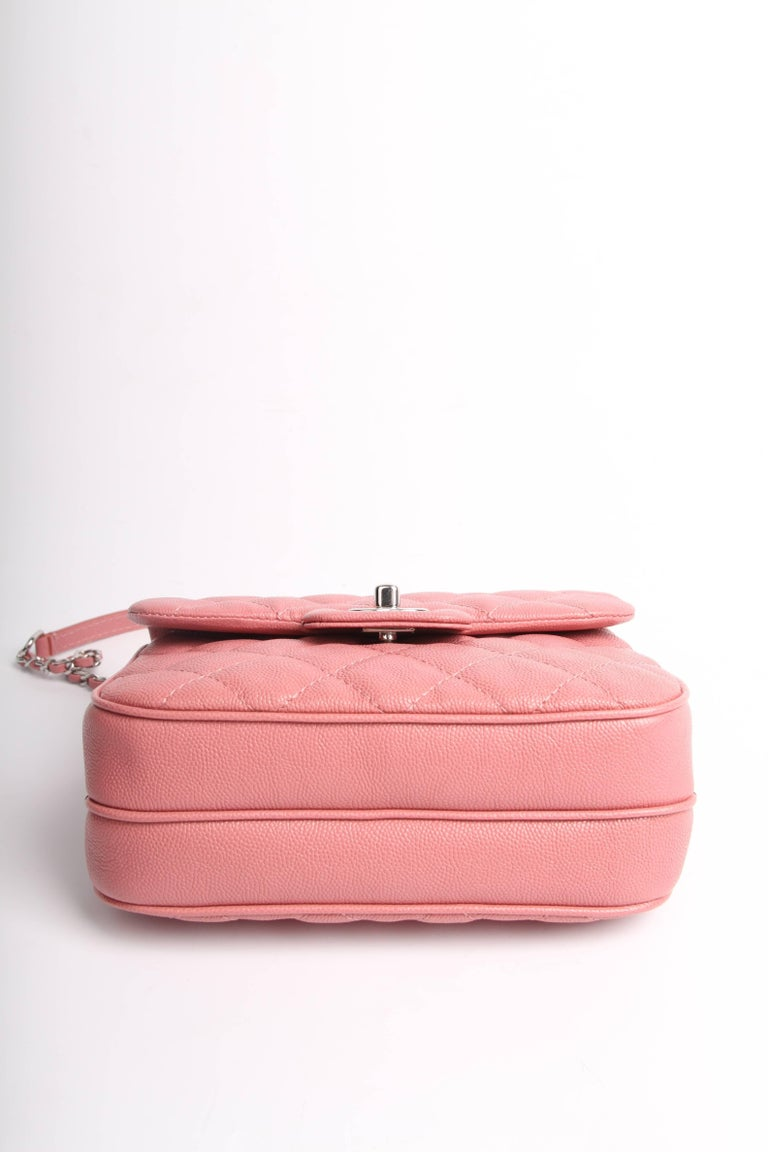 983d37e776d6 Chanel Urban Companion Bag - dusty pink In New Condition For Sale In Baarn,  NL