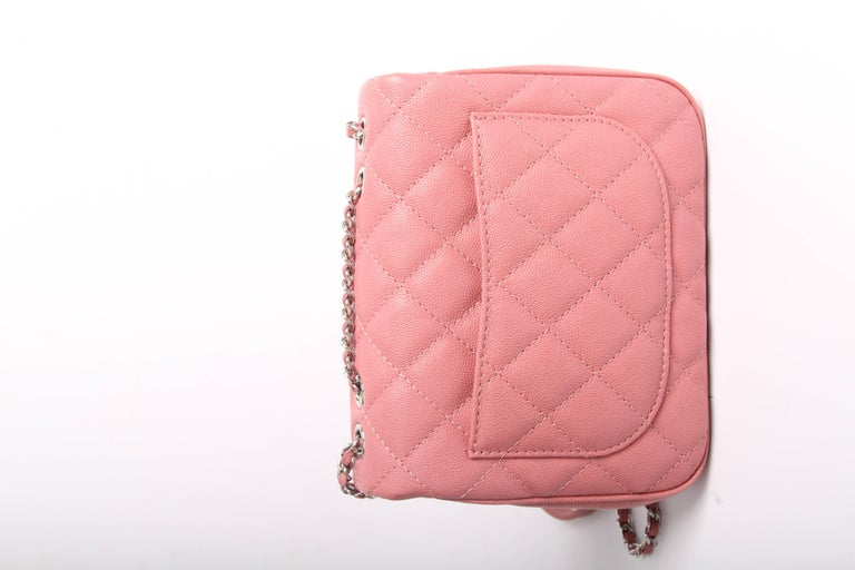 4bb59d05e0bf Chanel Urban Companion Bag - dusty pink For Sale 1