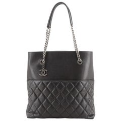 Chanel Urban Delight Chain Tote Quilted Caviar Large