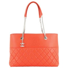 Chanel Urban Delight Chain Tote Quilted Lambskin Medium