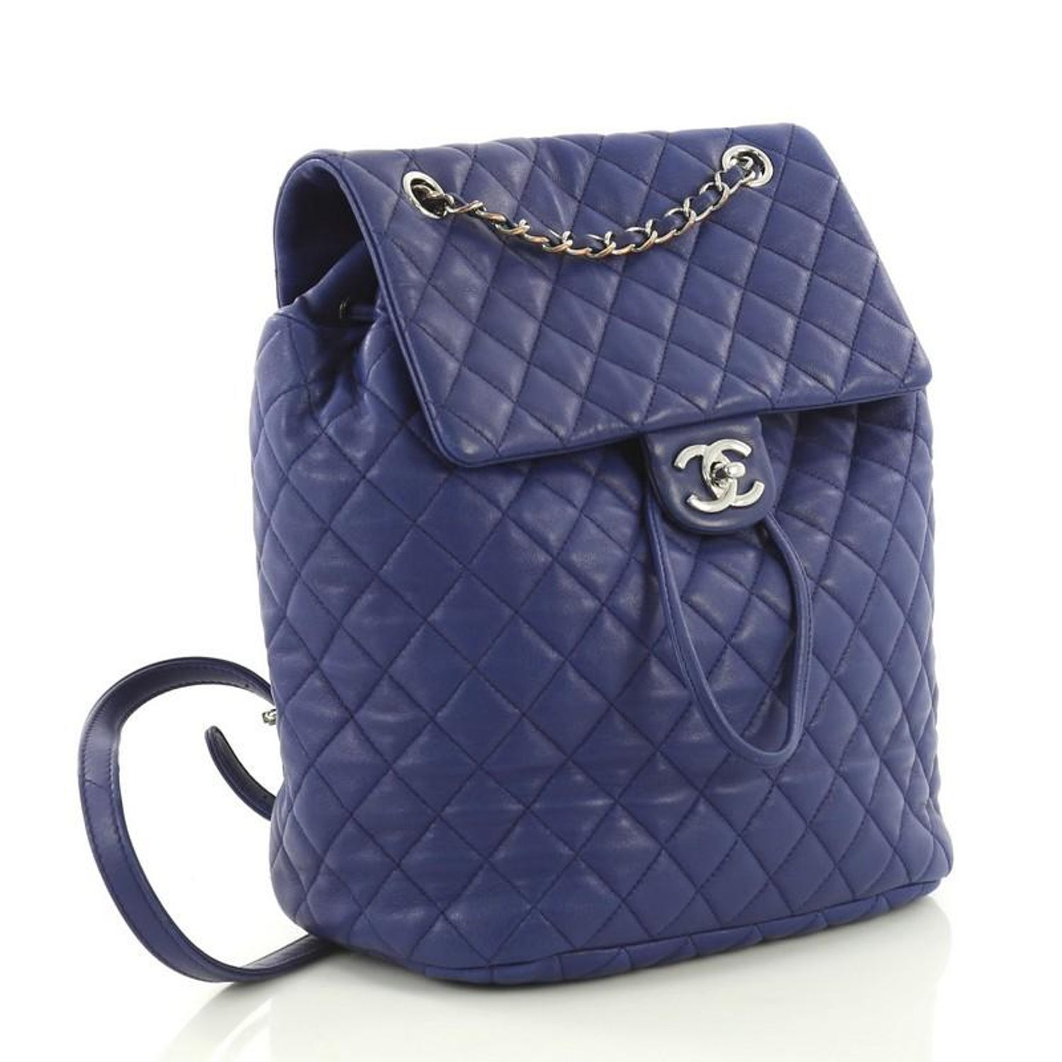 033e249ffc1e Chanel Urban Spirit Backpack Quilted Lambskin Large For Sale at 1stdibs