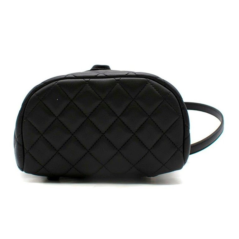 Women's Chanel Urban Spirit Mini Quilted Backpack