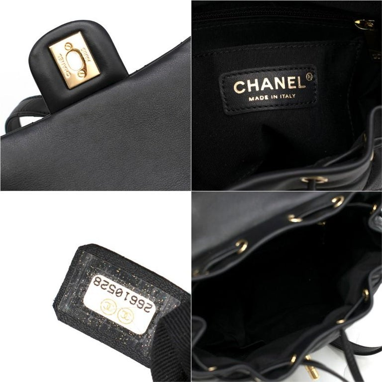 Chanel Urban Spirit Mini Quilted Backpack	 4