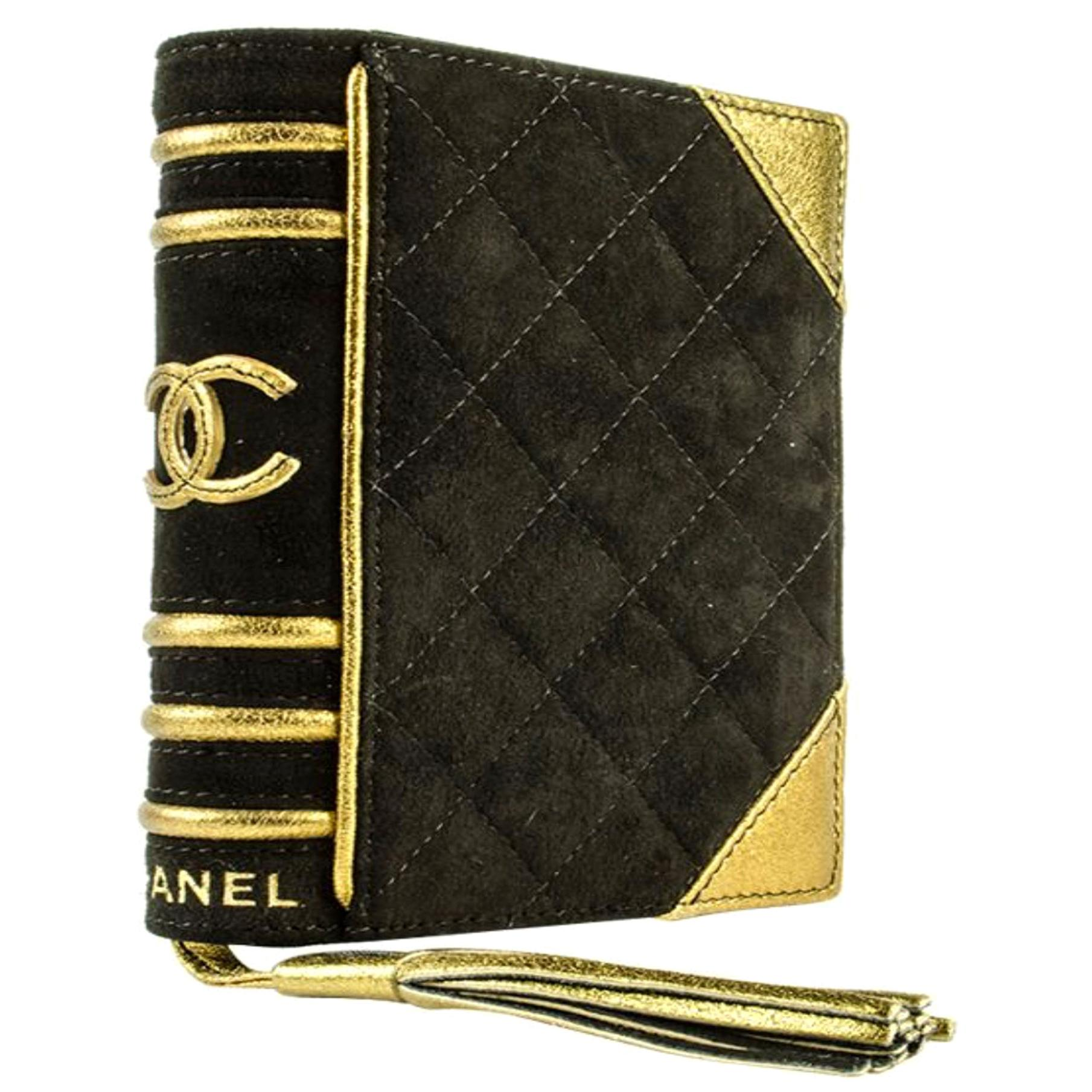 Chanel Rare Vintage Bible CC Limited Edition Minaudière