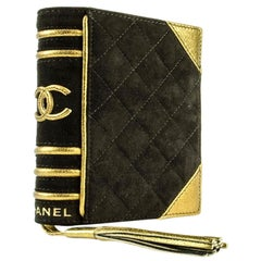 Chanel Rare Vintage Bible CC Limited Edition Minaudière