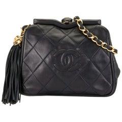 Chanel Vintage 90's Belt Pouch Waist Bag