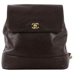 Chanel Vintage Backpack Caviar Medium
