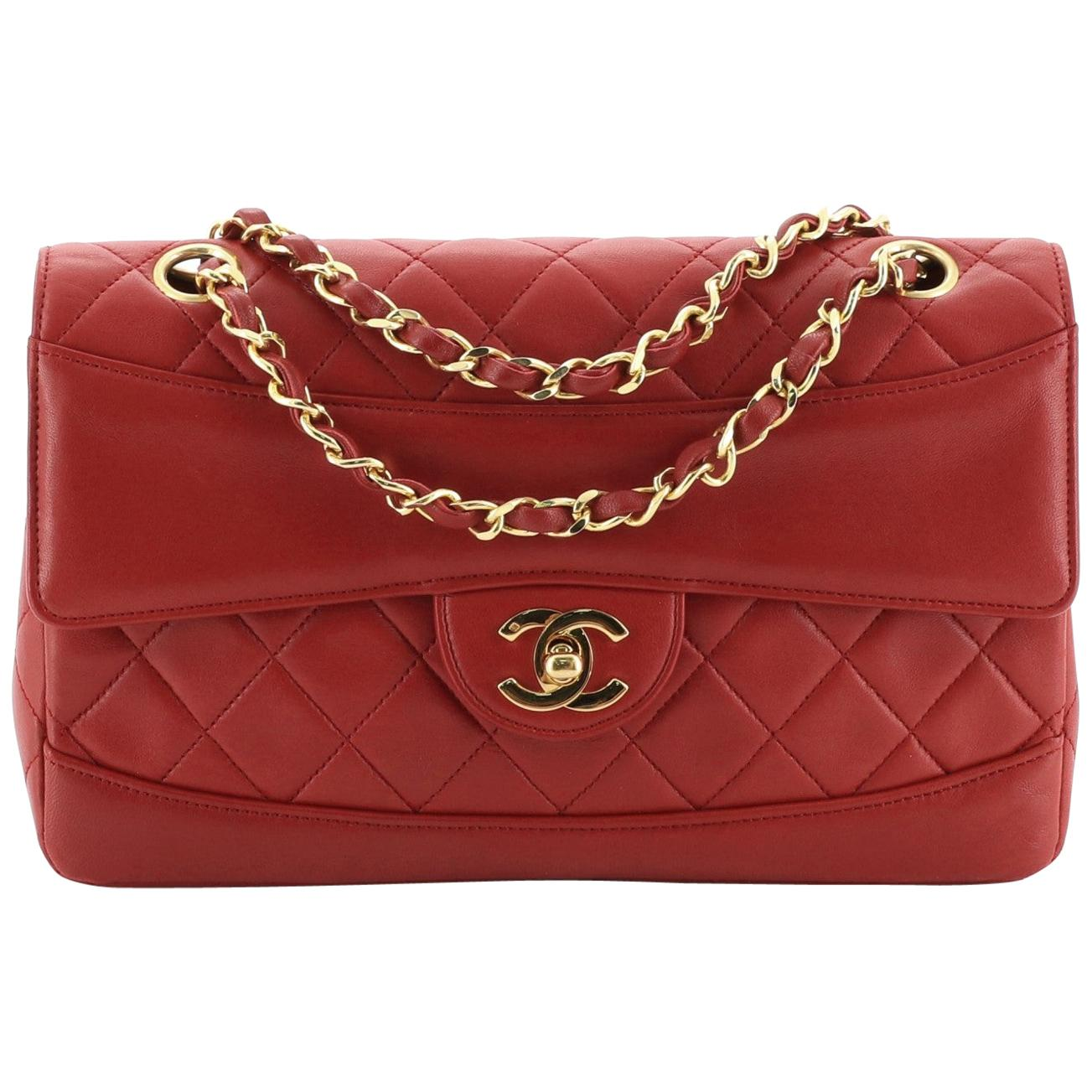 Red Chanel Bags 166 For On 1stdibs
