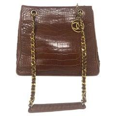 Chanel Vintage Crocodile Bag