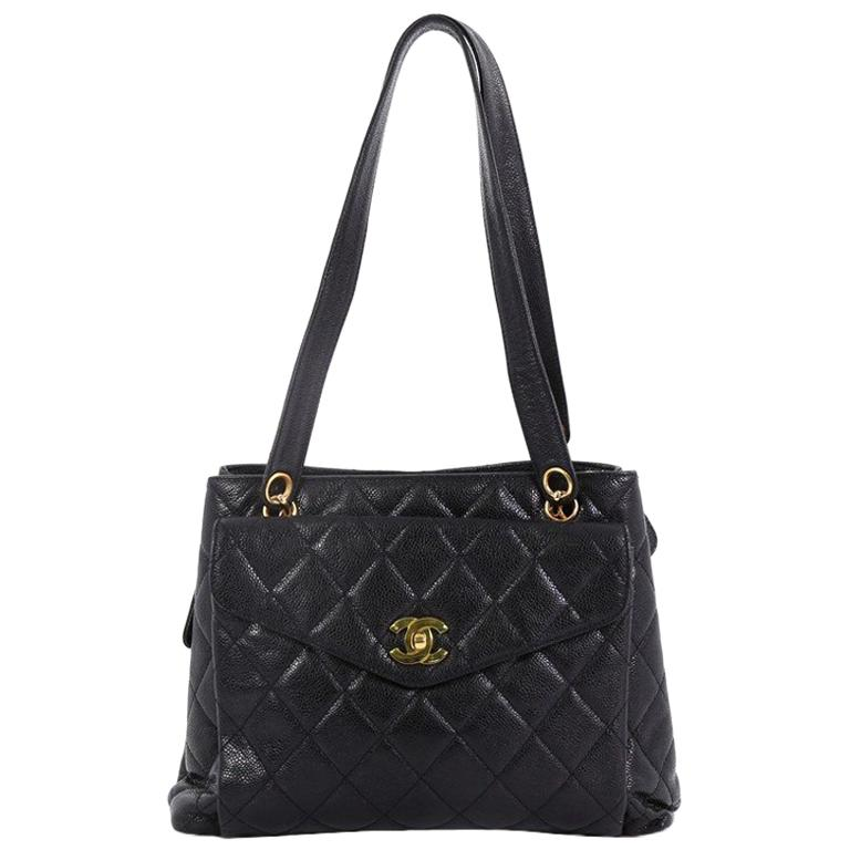 fdb7c63604b0 Vintage Chanel Tote Bags - 584 For Sale at 1stdibs