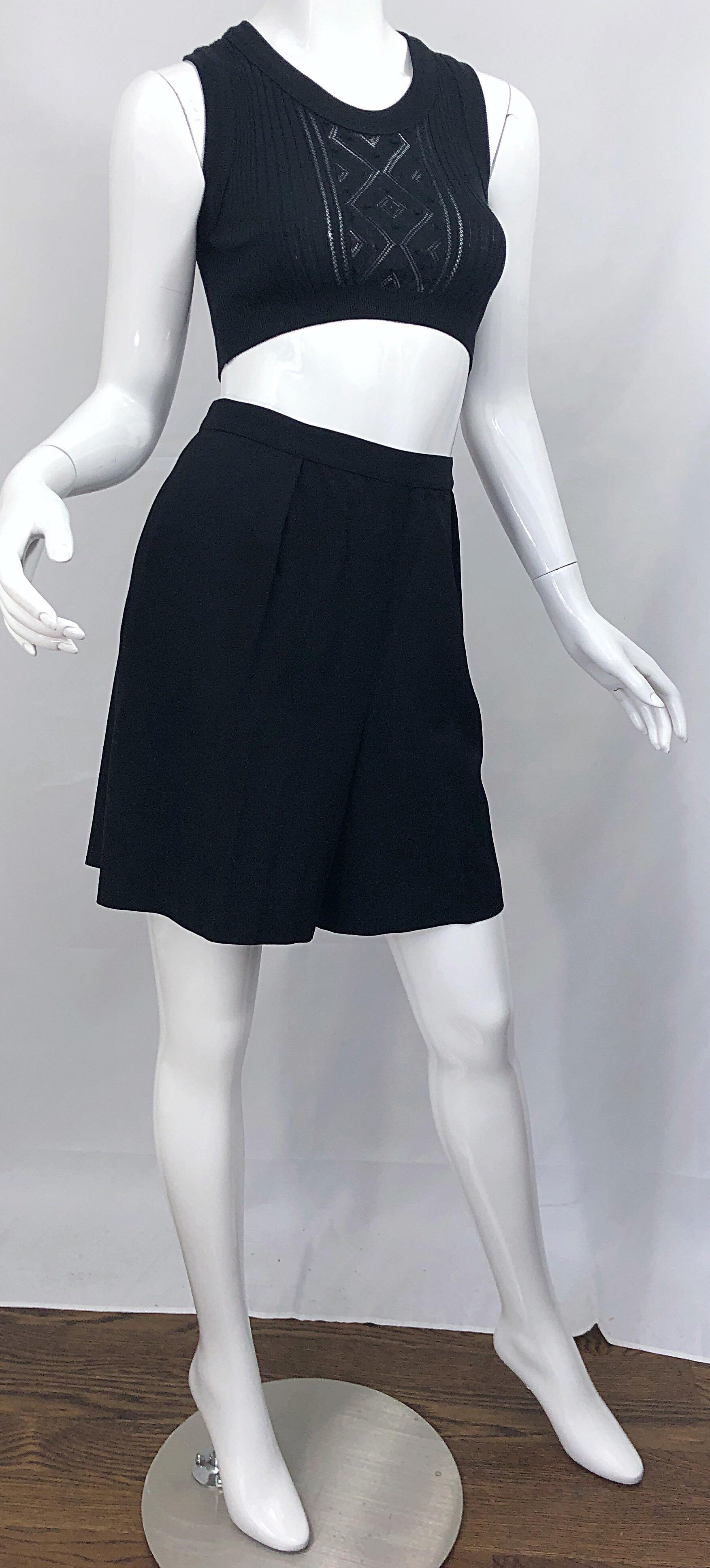 55c7ac772c0d6 90s Chanel Black Dress – Little Black Dress   Black Lace Bridesmaid ...