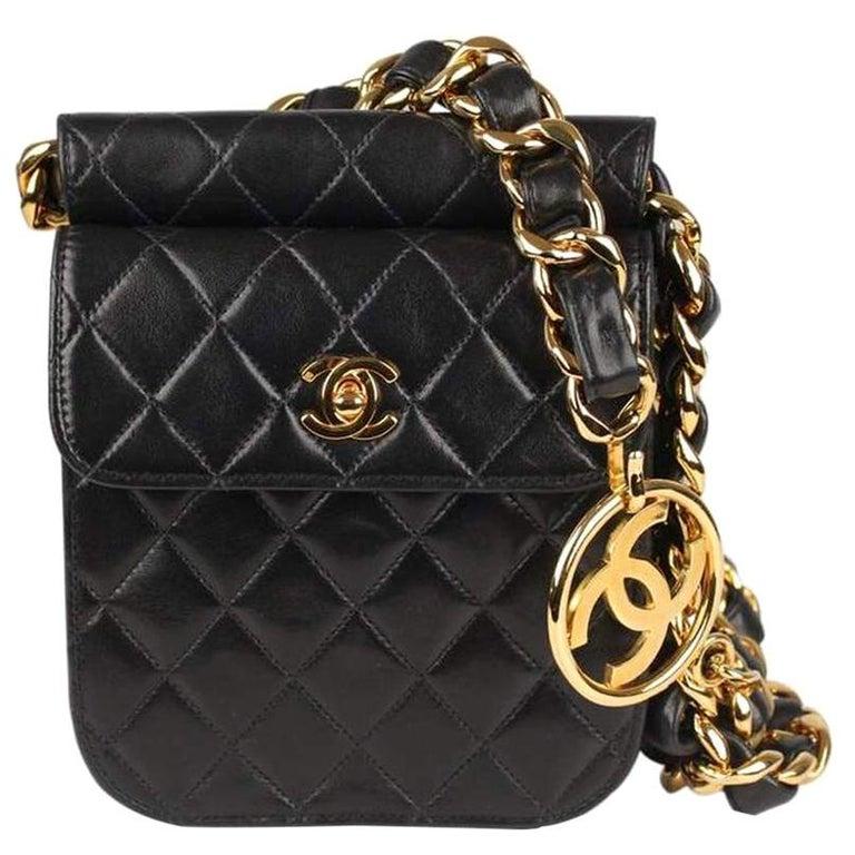Chanel belt bag, 1994