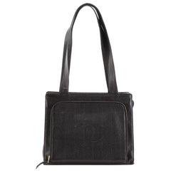 Chanel Vintage Timeless Chain Shoulder Bag Caviar Medium