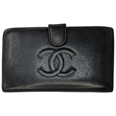 Chanel Vintage Timeless French Purse Wallet