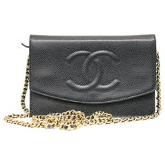 Chanel Wallet On a Chain
