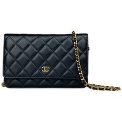 Chanel Wallet On Chain Crossbody Bag