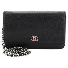 Chanel Wallet on Chain Goatskin