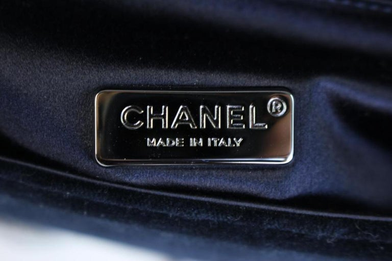 Chanel Wallet on Clutch Butterfly Feather & Sequin Chain 3ccty71417 Cross Body  For Sale 3