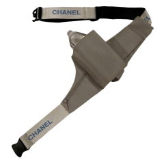 Chanel Water Bottle Crossbody Fanny Pack Gym Sport Bag