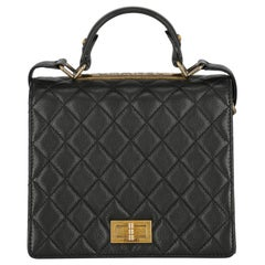 Chanel Woman Cross body bag Black