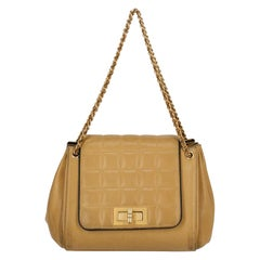 Chanel Woman Handbag Beige