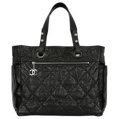 Chanel Woman Handbag Black