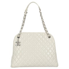 Chanel Woman Mademoiselle White