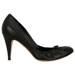 Chanel Woman Pumps Black