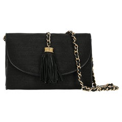 Chanel Woman Shoulder bag Black