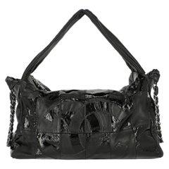 Chanel Woman Shoulder bag Black