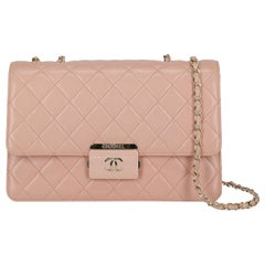 Chanel Woman Shoulder bag Pink