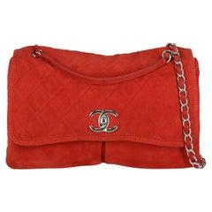 Chanel Woman Shoulder bag Red