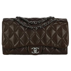 Chanel Woman Timeless Brown