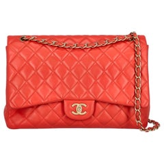 Chanel Woman Timeless Red