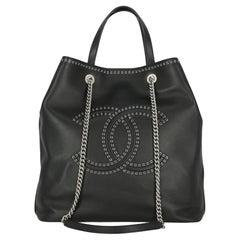 Chanel  Women   Handbags   Black Leather