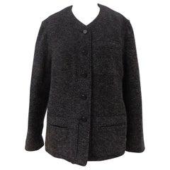 Chanel Wool Alpaga Jacket