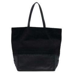 Chanel Wool Tote Bag