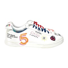 Chanel x Pharrell Capsule Collection Sneakers Size 42 Men NEW