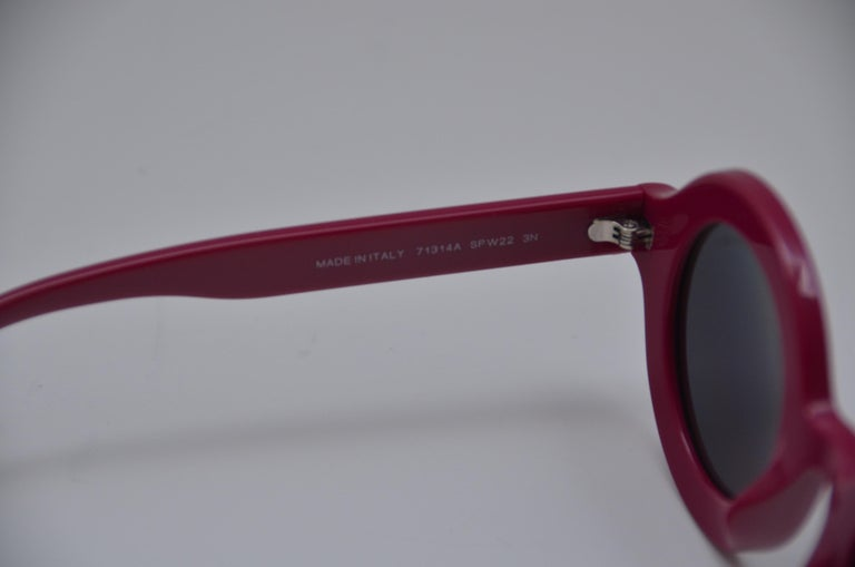 d57407a57a Women s or Men s Chanel x Pharrell Capsule Collection Violet Sunglasses NEW  For Sale