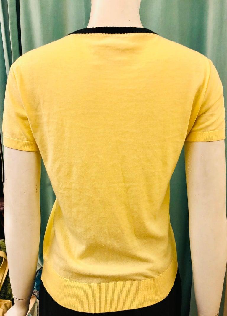 Chanel Yellow