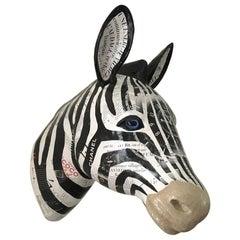 Chanel Zebra Trophy
