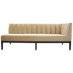 Channel Banquette Lounge Seating Handcrafted