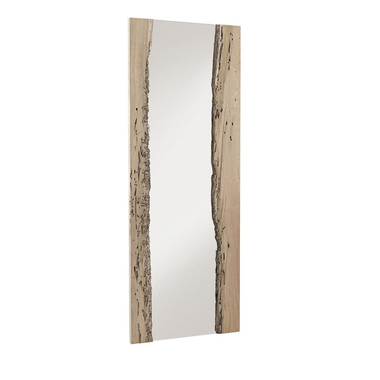 Channel Wall Mirror In New Condition For Sale In Milan, IT